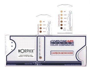 ChromAir Carbon Monoxide Color Comparator (Morphix Part # 384006)