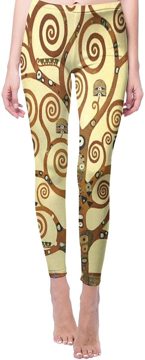 Ruin Yoga Pants Tree of Life High Waist Skinny Leggings Sweatpants