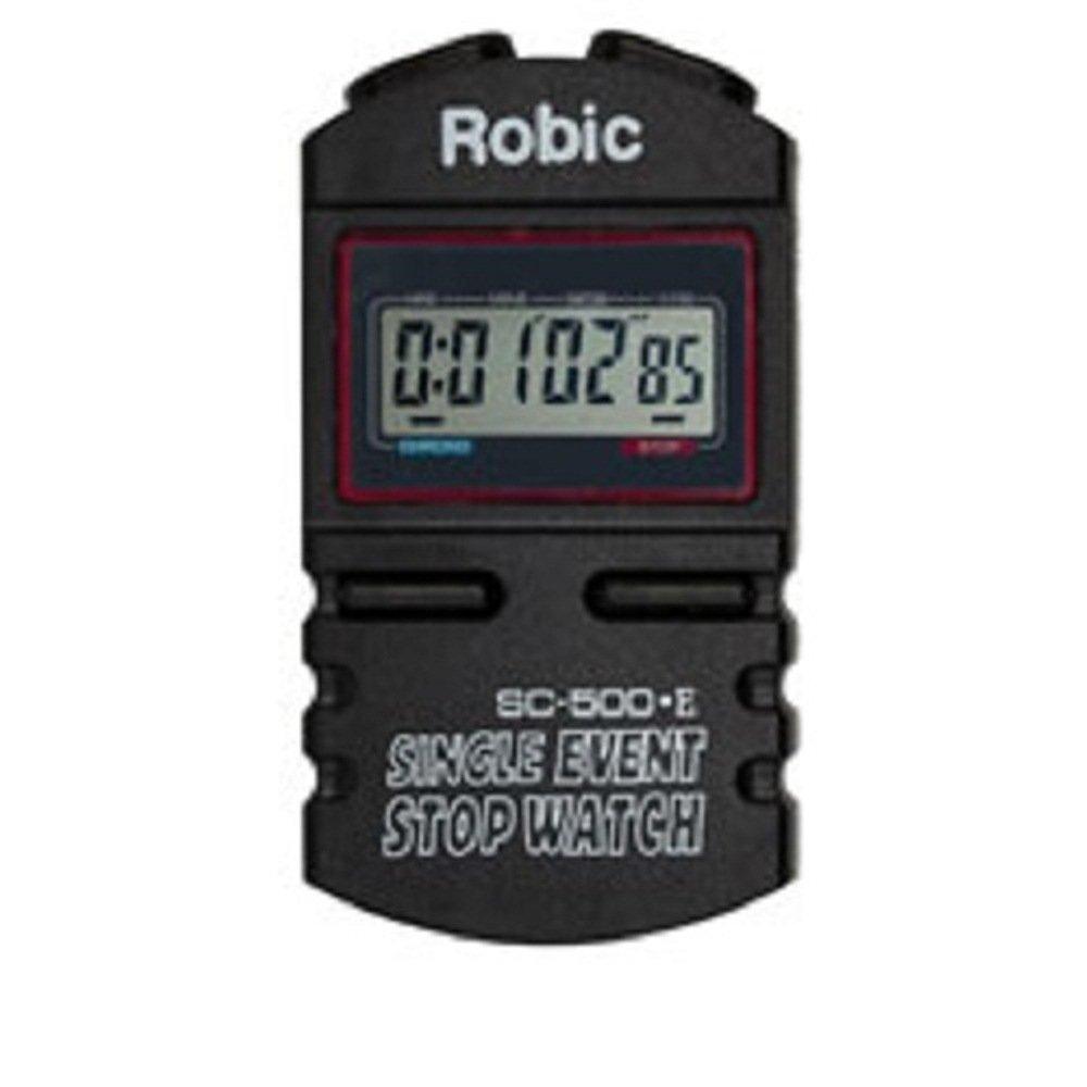 Robic 1378161 SC-500E Single Event Stopwatch (EA)
