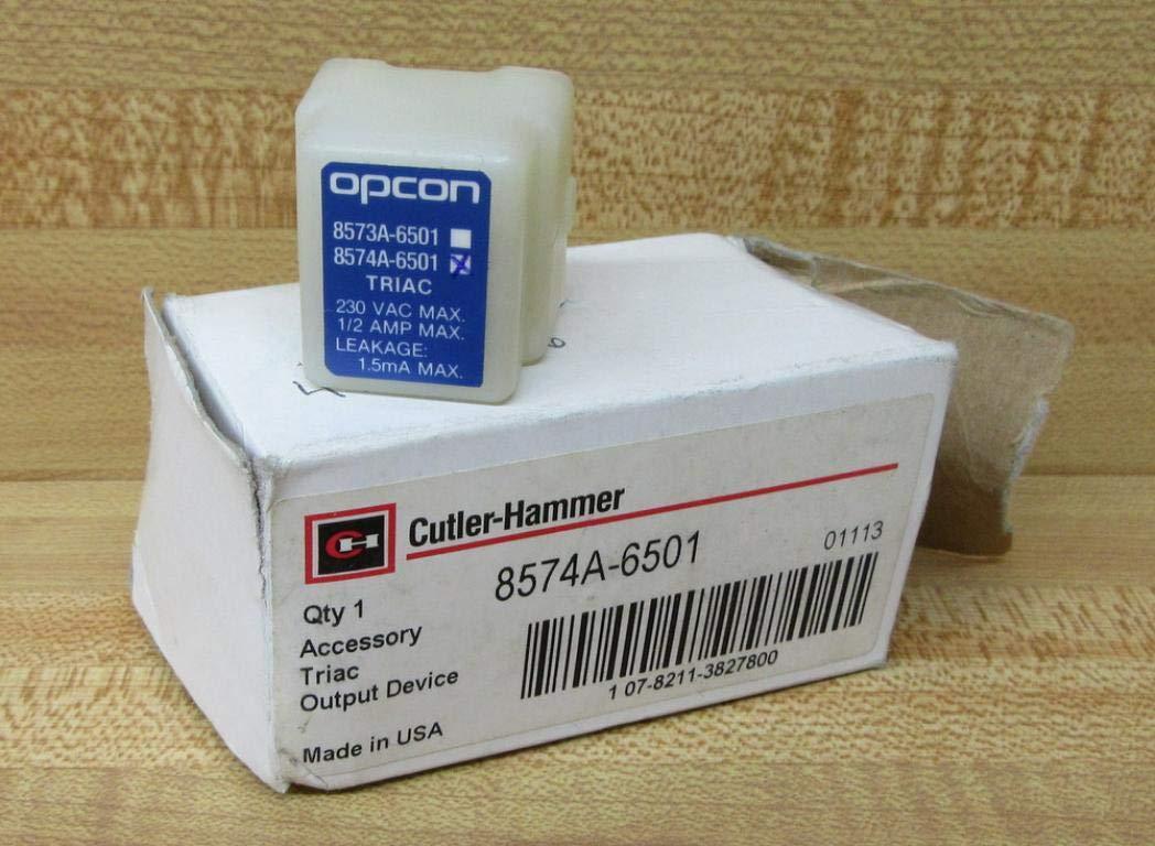 Cutler Hammer 8574A-6501 Output Relay 8574A6501
