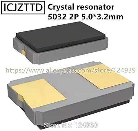 Chavis 5032 2P 16.9344MHZ 16.9344M 18.000MHZ 18MHZ 18M 18.432MHZ 18.432M Original 5.03.2mm 5.0x3.2 Crysstal RES Passive Crystal - (Color: 10pcs, AMP: 16.9344MHZ)