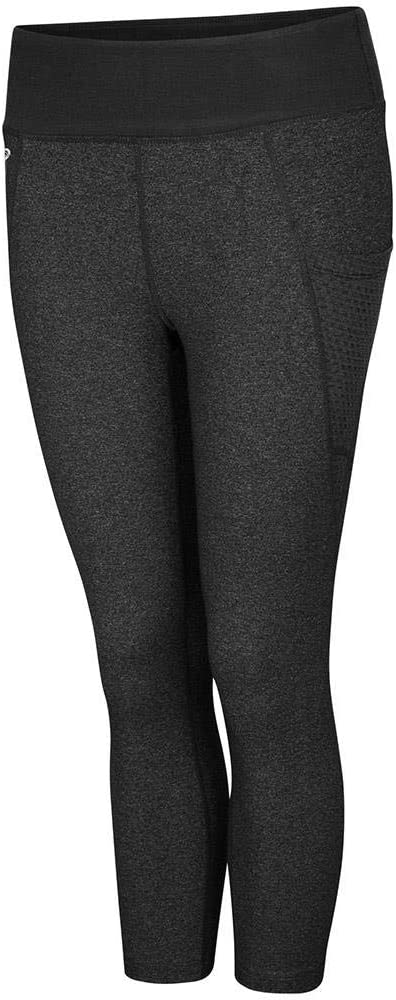 Colosseum Women's Missouri Tigers WallFlower Capri Yoga Pants