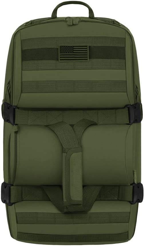 East West U.S.A RTD705 Tactical Military Camouflage Combo Bag