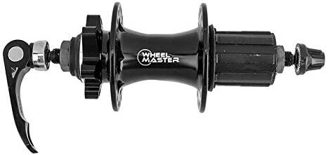 Wheel Master HUB RR WM MT2000 QR 6B 8-10sCAS 36x135 BK
