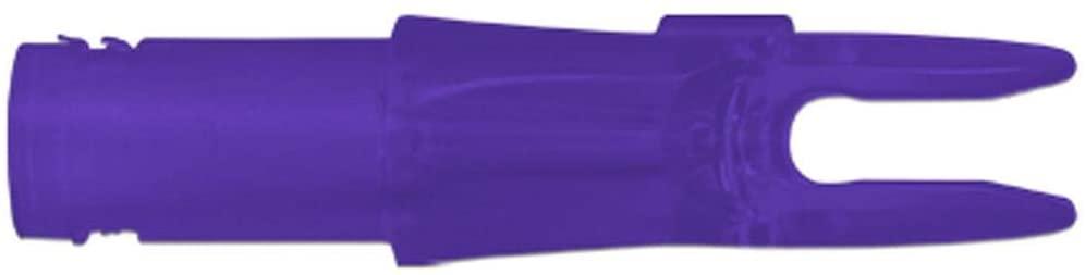 Easton Super 3D Nocks 100 pk. Purple