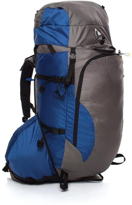 Bask Berg 80 Original Design Hiking Backpack with Entrance from Back