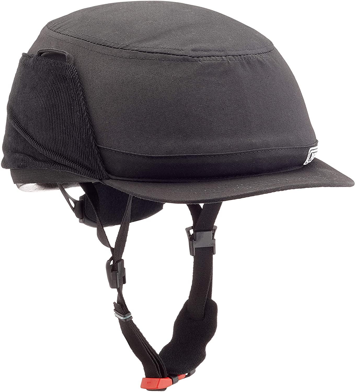 ABUS Hybrid Cycle Helmet Metronaut Winter Black