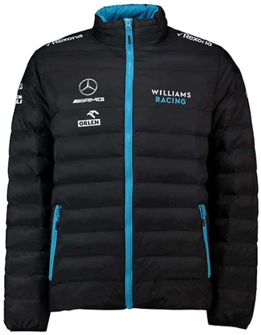 Williams Racing 2019 Men's Team Padded Jacket