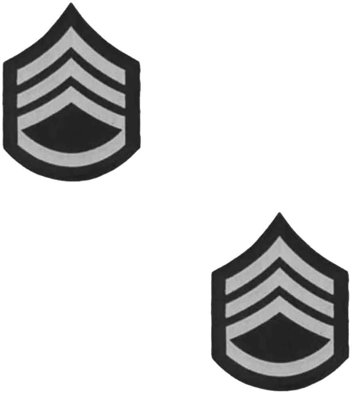Uniform Chevrons - LAPD - Pair - Sergeant II