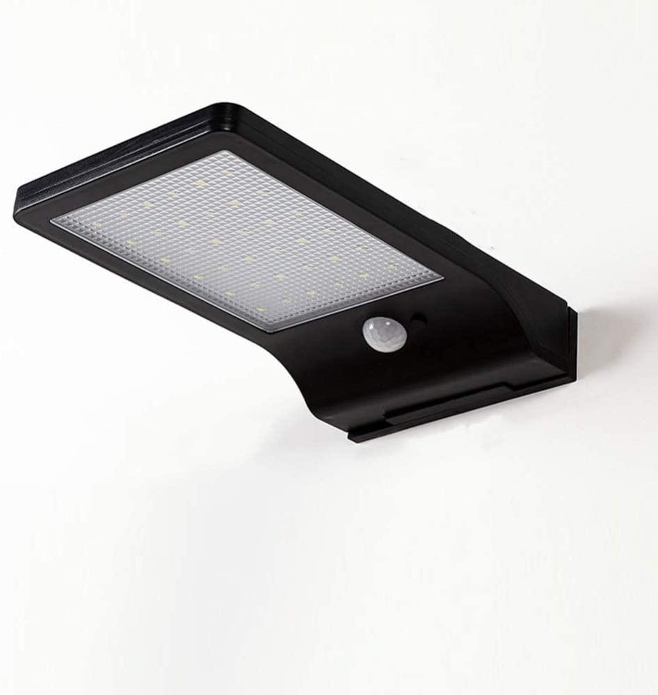 Waterproof Light Solar Garden Light Outdoor Solar Garden Human Body Sensor