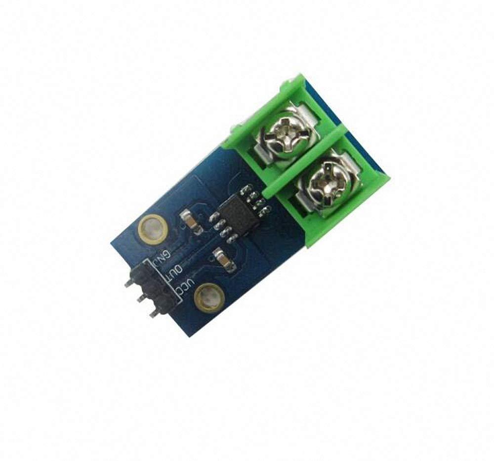 5pcs 20A Range Hall Current Sensor Module ACS712 Module 20A ACS712ELCTR-20A