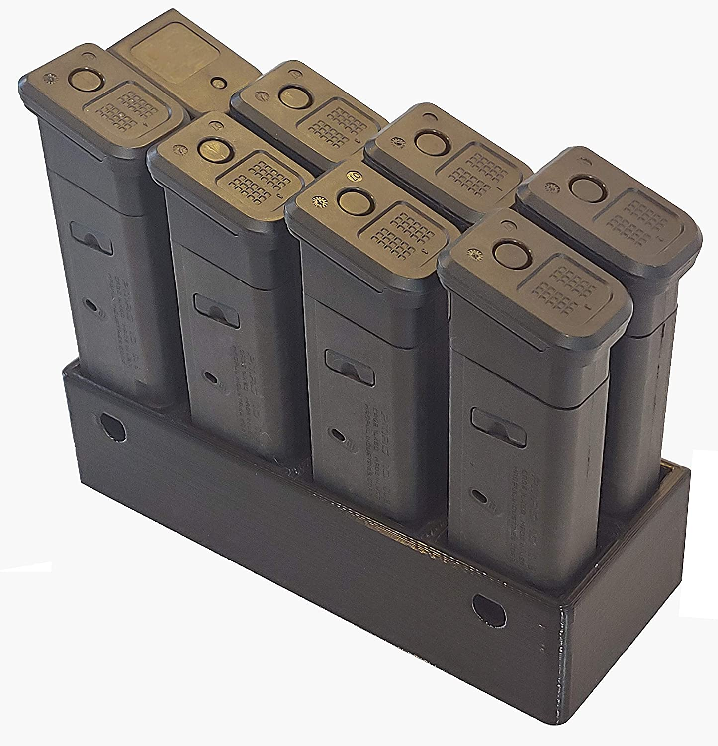 Pistol Magazine Rack 9mm