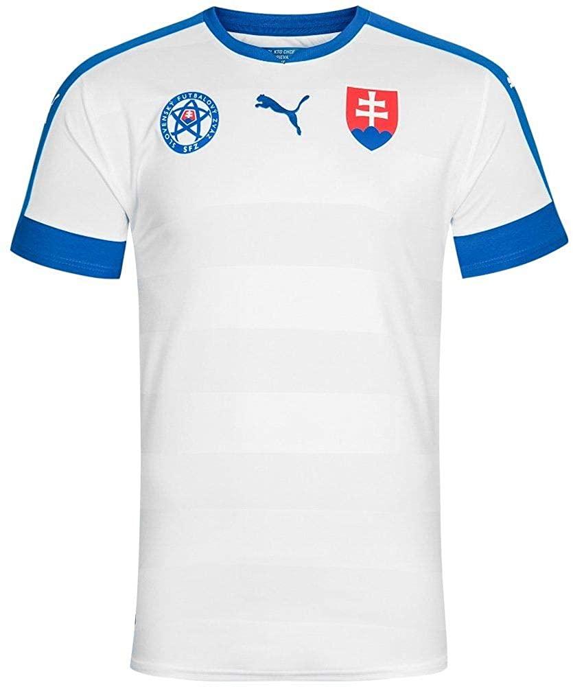 Puma Men's Slovakia Home Replica Shirt