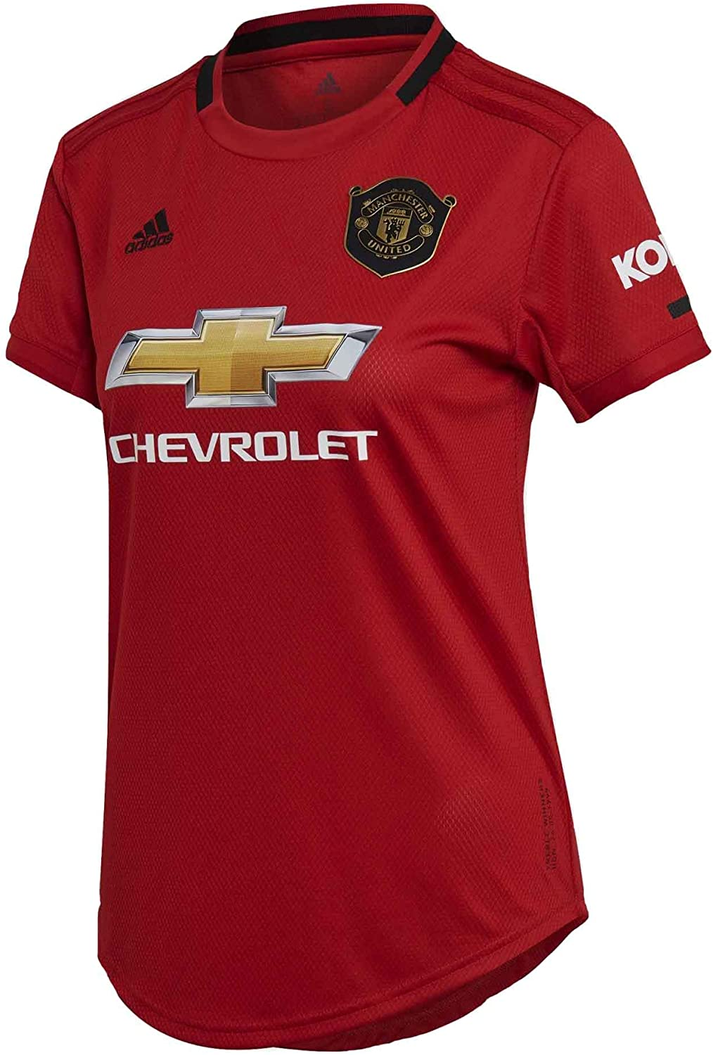 adidas Women's Manchester United Home Jersey 2019-20