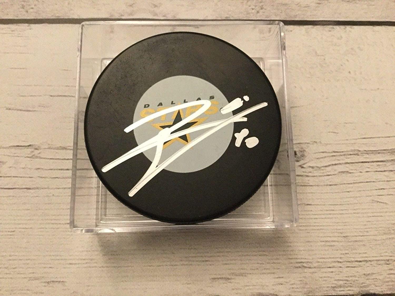 Remi Elie Signed Puck - a - Autographed NHL Pucks
