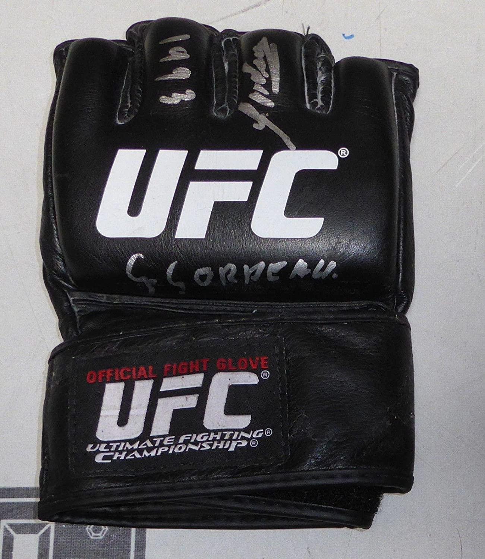 Gerard Gordeau Signed Official UFC Fight Glove BAS Beckett COA 1 1993 Autograph - Beckett Authentication
