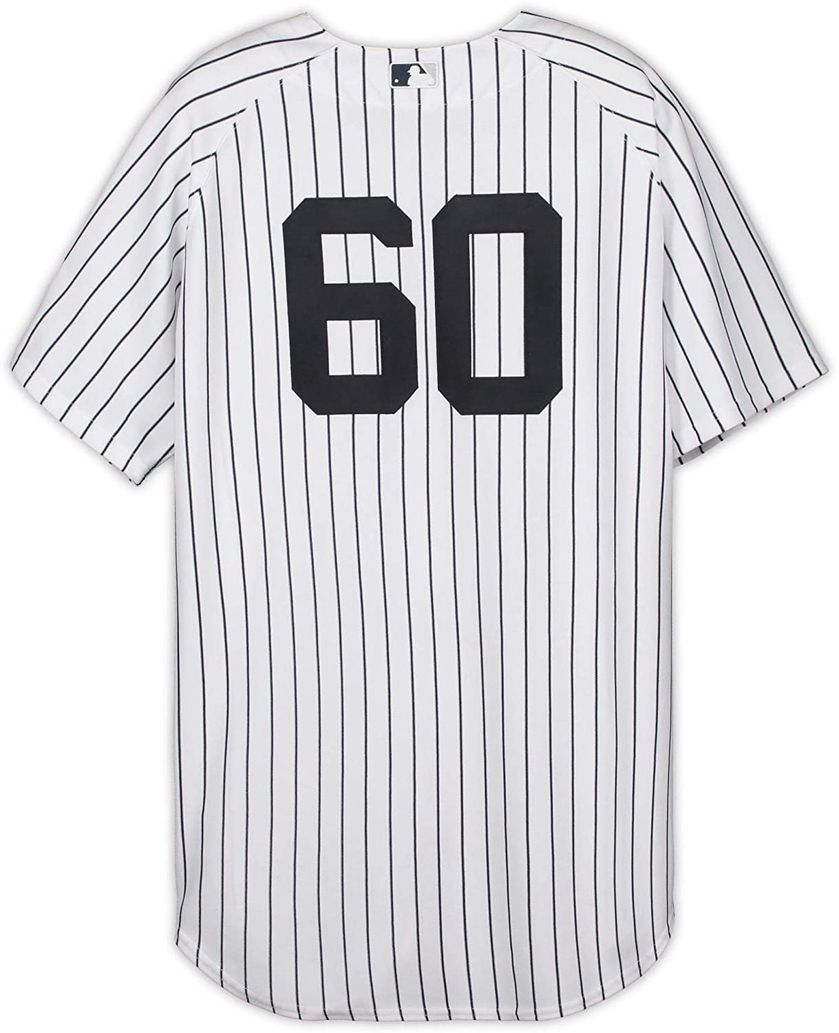 Gary Tuck New York Yankees Player-Issued #60 White Jersey from the 2014 MLB Season - Size 50 - Fanatics Authentic Certified