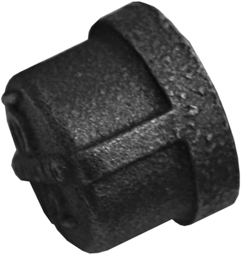 Jones Stephens Corp - 3 Cap Black