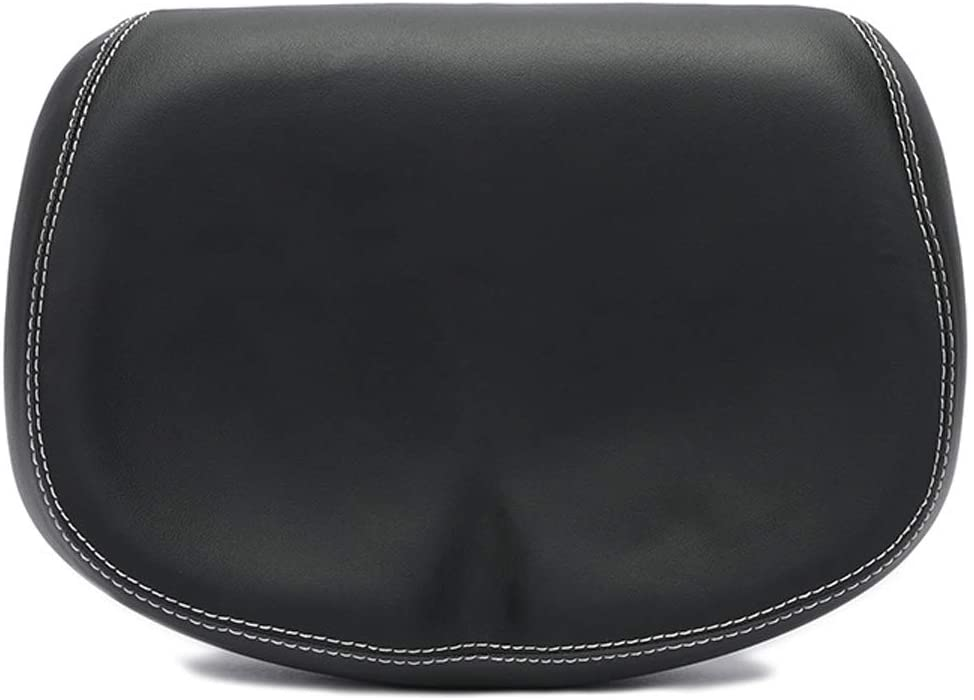 FOUJOY No Nose Bike Saddle Noseless Bike Seat Comfort Seat Bicycle Seat Replacement Soft Pad Cycling Cushion Universal Fits for Indoor and Outdoor Bikes