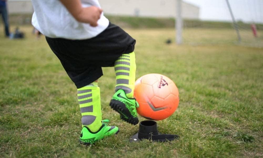 SoccerTee - Adjustable Height (Get Rid of Toe Kick & Improve Striking Technique)