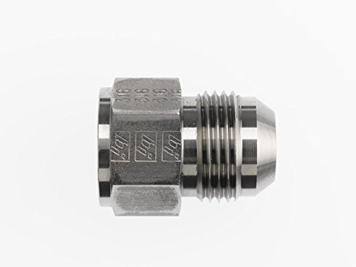Brennan Industries 2406-24-16 Steel Non-Swivel Straight Reducer, 1-7/8
