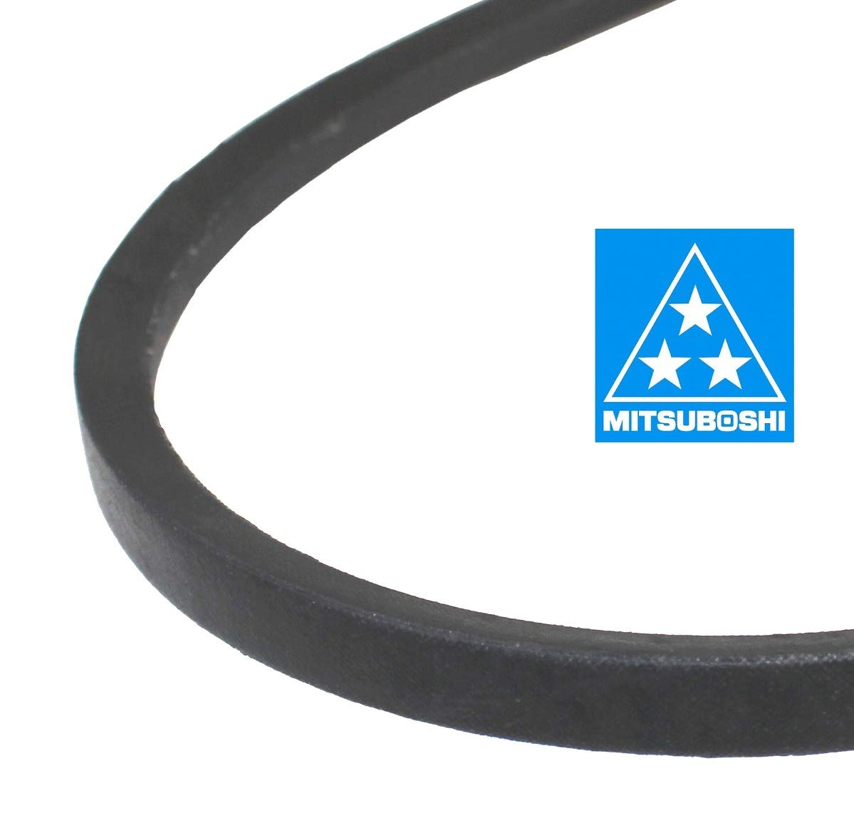 MBL A52 Industrial V-Belt, A Section, 1/2