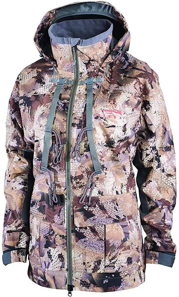 SITKA Women's Hudson Waterproof Insulated Hunting Jacket