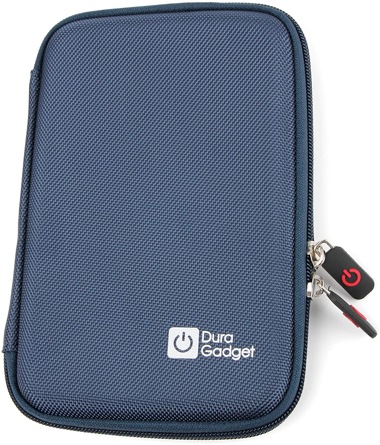 DURAGADGET Blue Shock-Absorbing Hard EVA Shell Case - Suitable for use with The JYJ 7