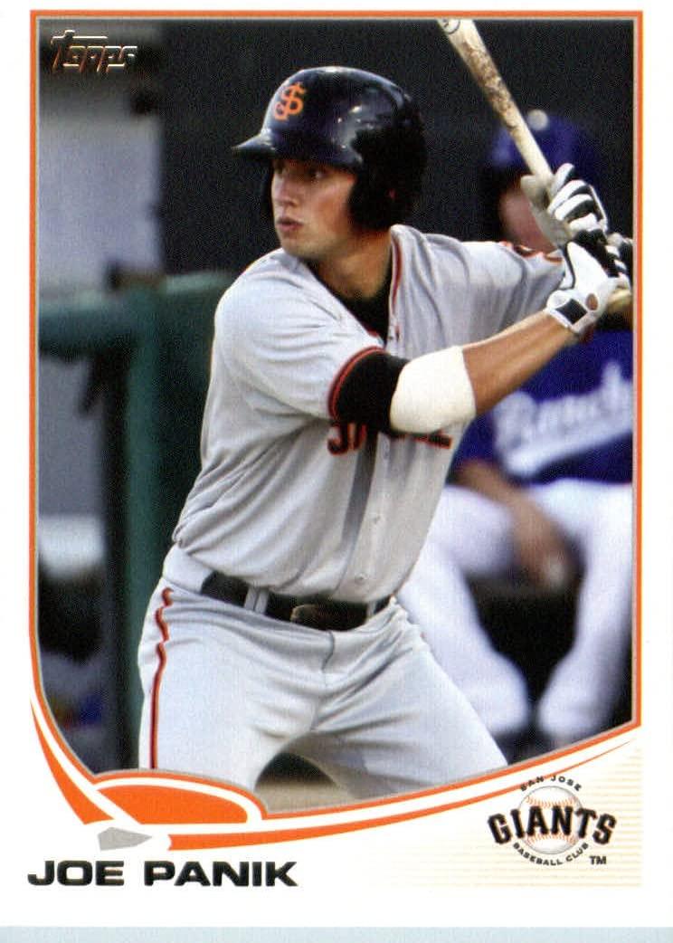 2013 Topps Pro Debut Baseball Rookie Card IN SCREWDOWN CASE #219 Joe Panik NM-MT or better