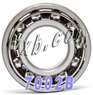 7002B Bearing Angular Contact 15x32x9 Ball Bearings VXB Brand