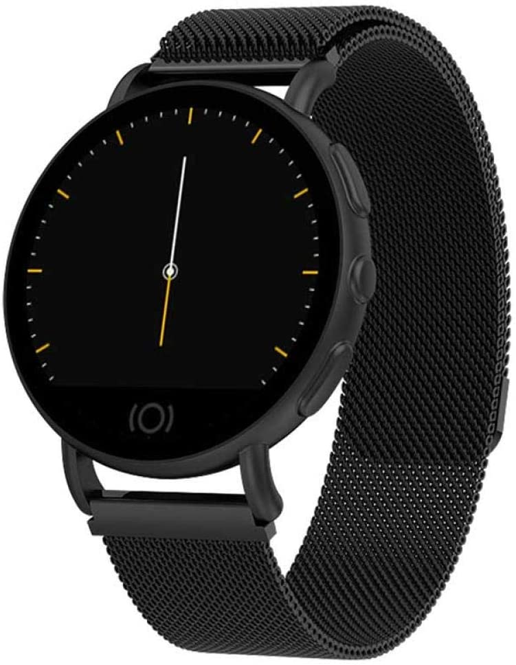 HETSI Activity Trackers Smartwatches Waterproof Pedometer Sleep Monitoring Information Prompt Simple Large Screen, Suitable for Android and iOS Systems