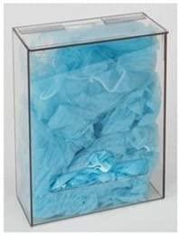 Hairnet Dispenser, PETG, Clear