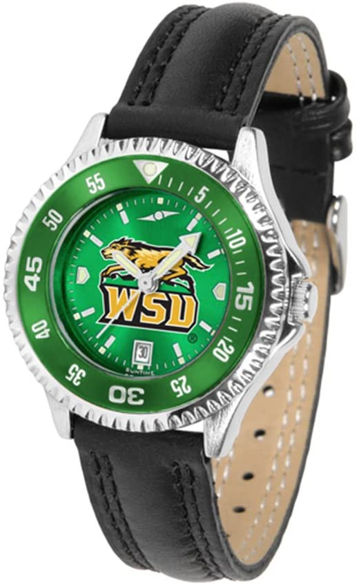 Wright State Raiders Competitor AnoChrome Women's Watch - Color Bezel