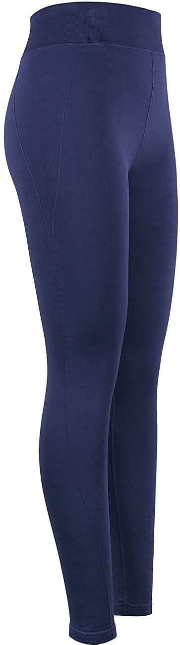iloveSIA Women's Yoga Pants High Waisted Yoga Pant Tummy Control Yoga Leggings