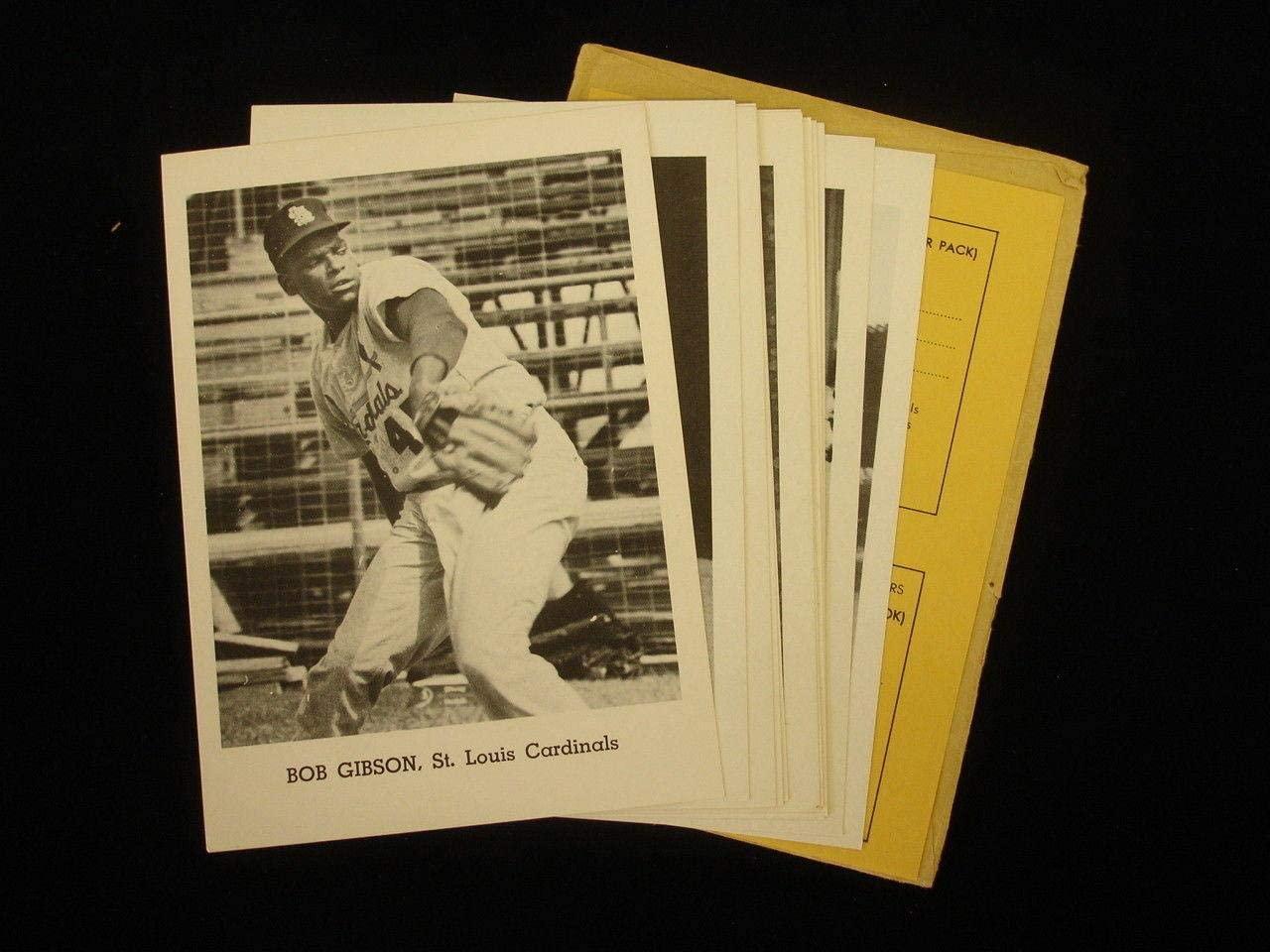 Set of 12 1960's Jay Publishing 5