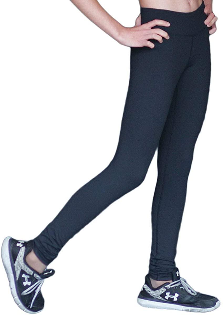 ChloeNoel Black Solid Color Skinny Yoga Off Ice Elite Pant w/Front Pocket