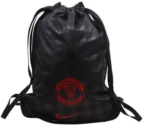 Manchester United Black Nike Gym Bag 2012-13 (1)