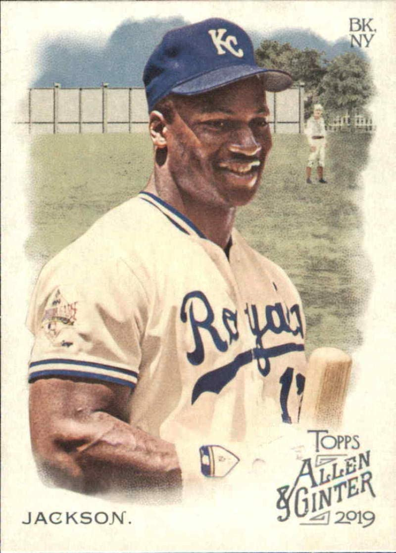2019 Allen and Ginter #111 Bo Jackson NM-MT Royals