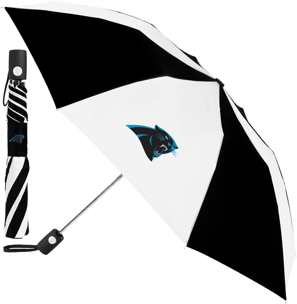Carolina Panthers Auto Folding Umbrella