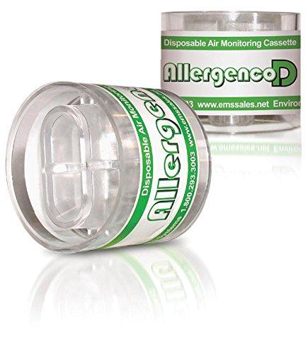 AllergencoD Cassettes, 50 Pack (120515)