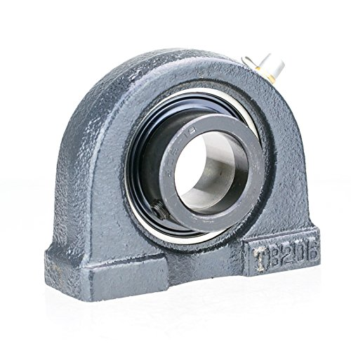 25 mm Pillow Blocks Cast Iron SATB205 Mounted Bearing SA205 + TB205 New (QTY:1)