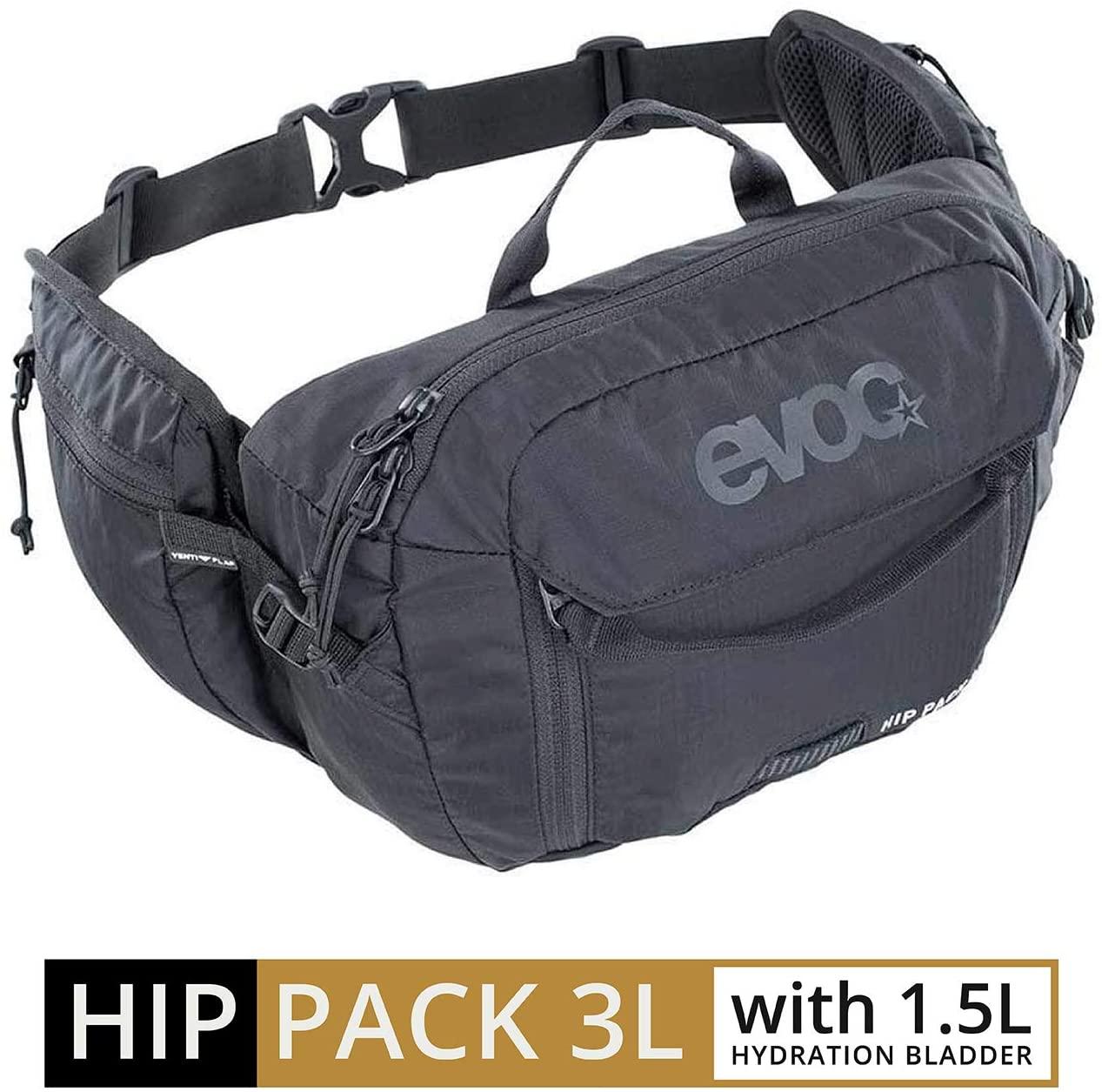 evoc Hip Pack 3L + 1.5L Bladder Hydration Pack
