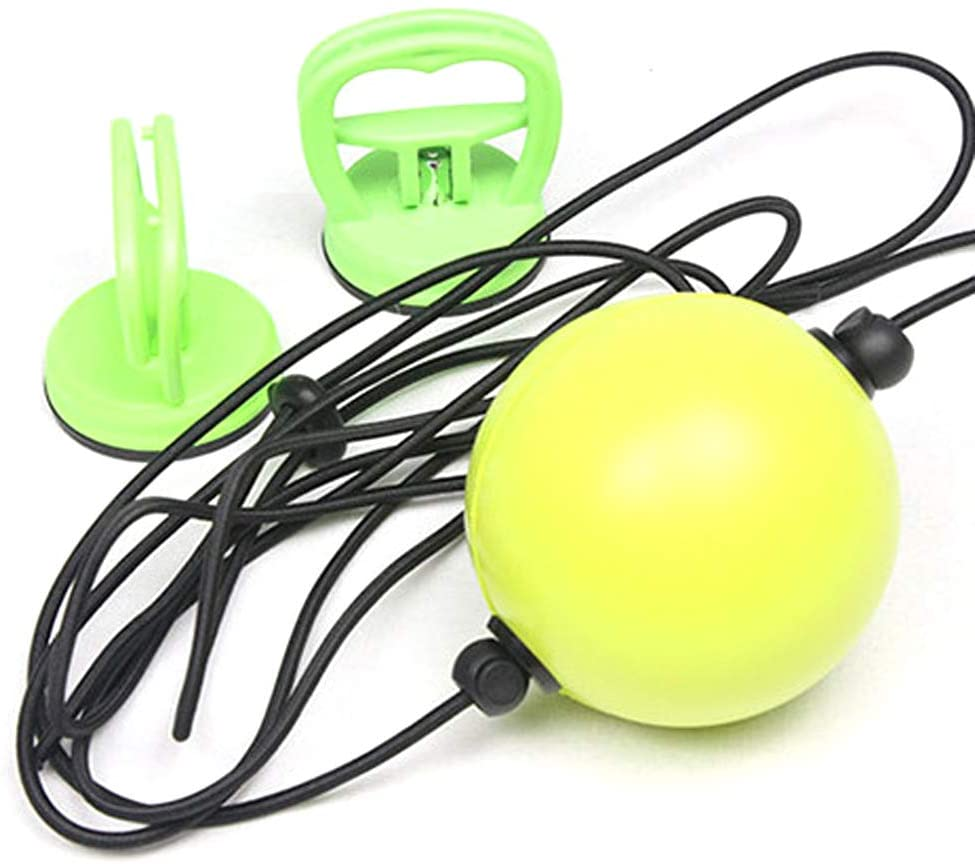 Walmeck- Boxing Quick Puncher Reflex Ball Boxing Speed Ball Fitness Training for Sports Professional Fitness Equipment