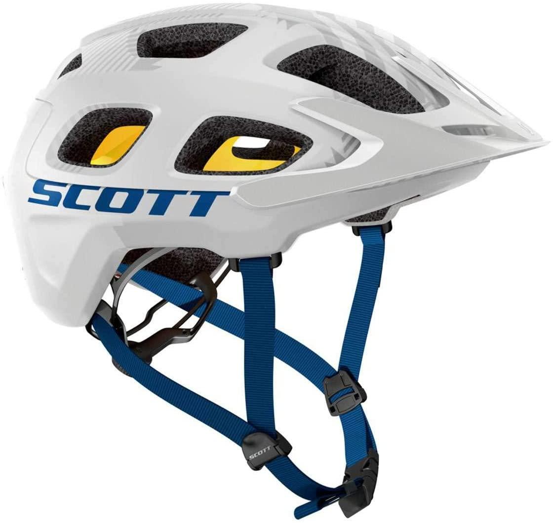Scott Vivo Plus Helmet Pop White, S