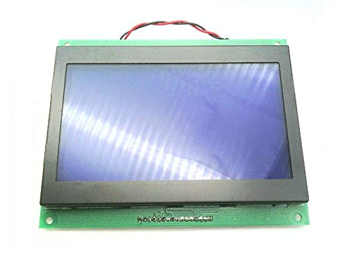 RADWELL VERIFIED SUBSTITUTE 2711-T5A10L1-SUB-LCD-KIT PANELVIEW 550, Replacement LCD for Allen Bradley 2711-T5A10L1, Includes Backlight & Ribbon Cable