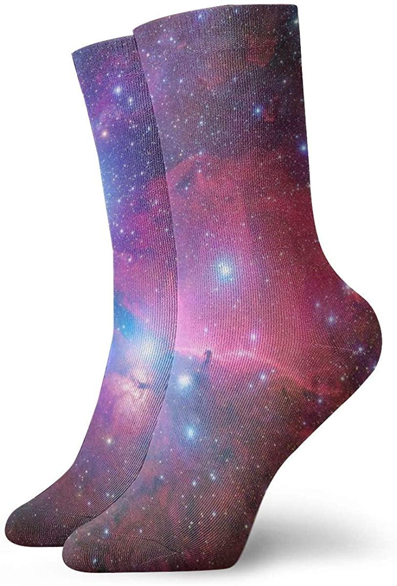 Game Life Crew Socks Galaxy Men Women Sock Casual Socks
