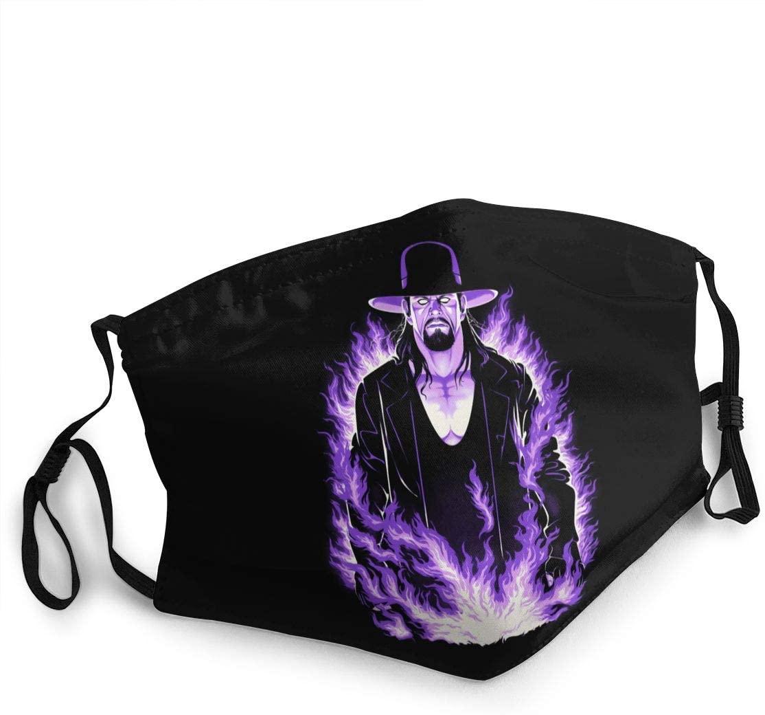 Wehoiweh Undertaker Adult Dustproof Windproof Scarf Headscarf Face Towel Headband Cold Sunscreen