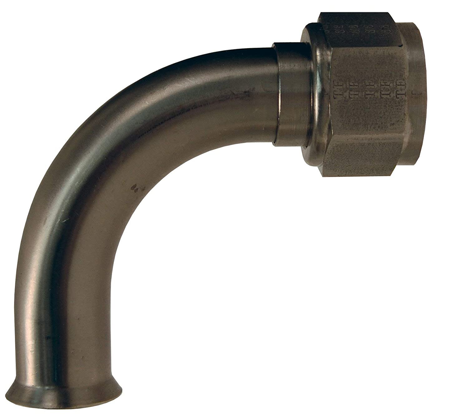 Dixon SFMF375-90 90� Elbow, SAE 37� FJIC x Weld End, Nut and Sleeve, 0.38