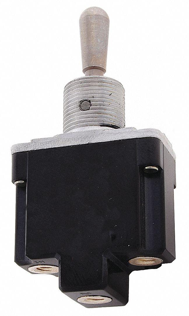 Toggle Switch, SPST, 15A @ 277V, Screw