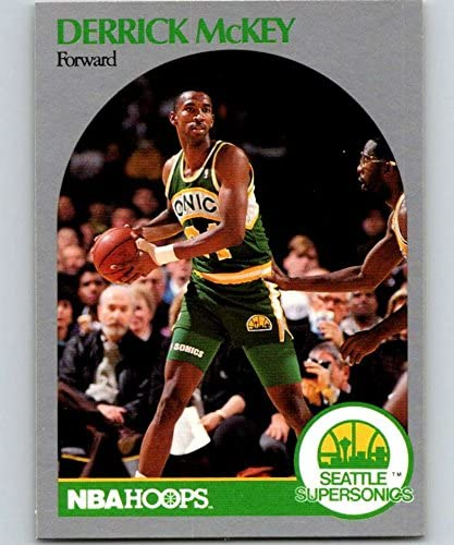 1990-91 Hoops #281 Derrick McKey NBA Basketball